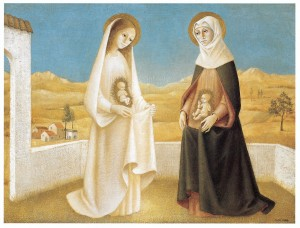 visitation - mères enceintes